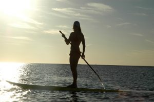 stand up paddle boarding carter lake
