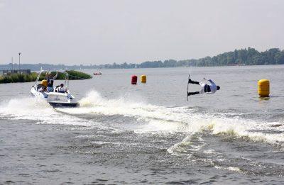 water-skier-behind-boat