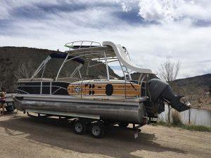 horsetooth reservoir boat tours